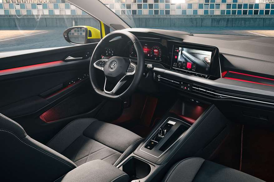 the new volkswagen golf mk8 everything you need to know. Black Bedroom Furniture Sets. Home Design Ideas