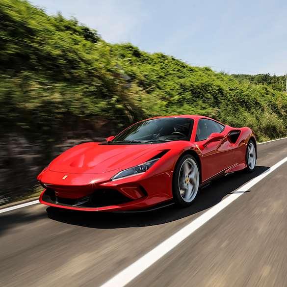 Ferrari 488 Tributo: Review: 2019 Ferrari F8 Tributo
