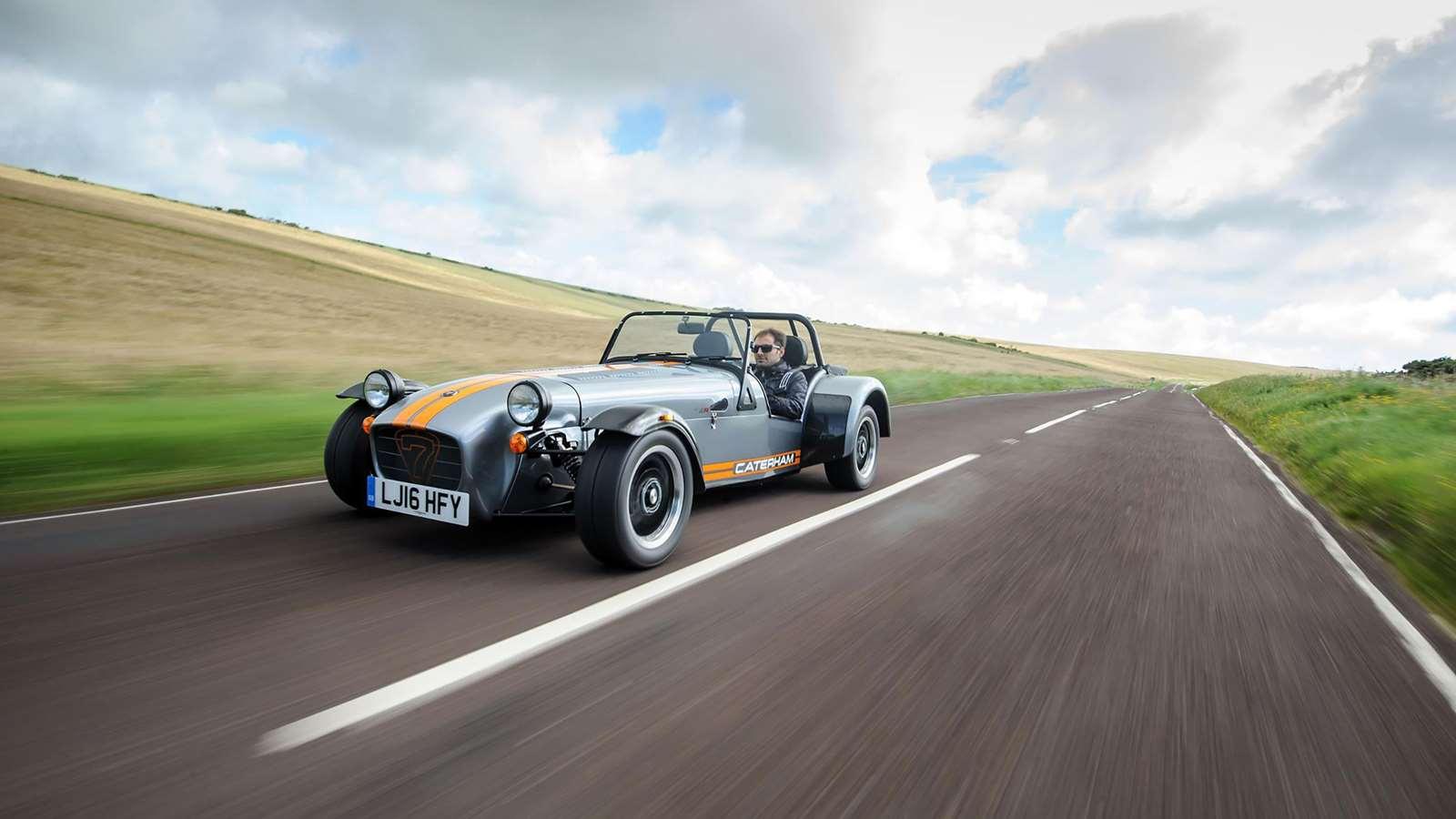 Nine best convertibles of 2020 Caterham Seven