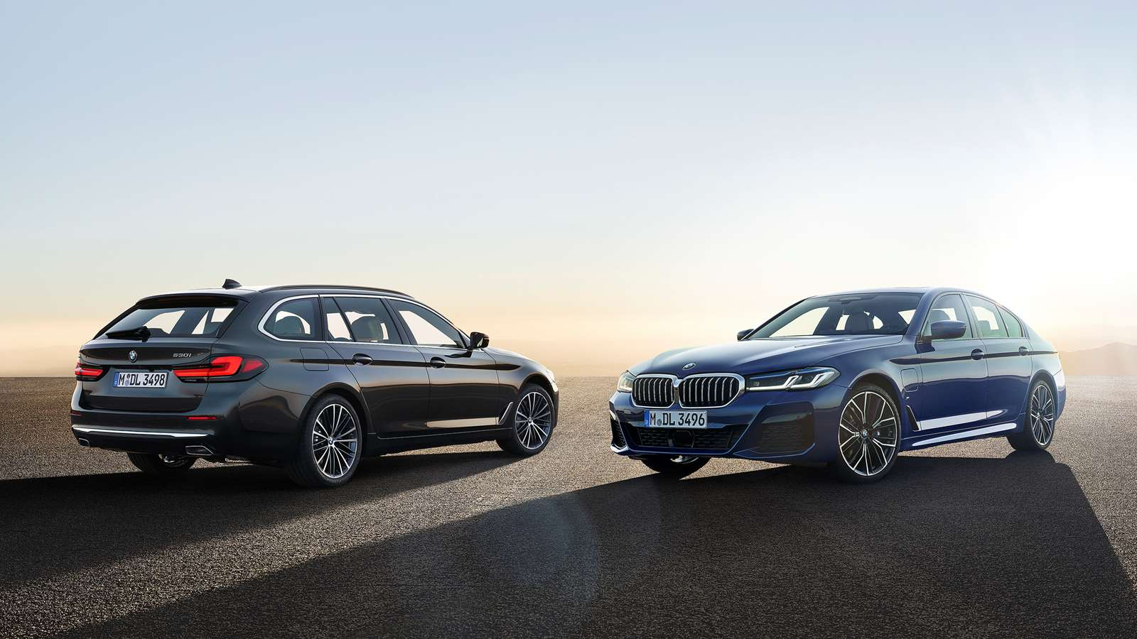 New 2020 BMW 5 Series arrives with 530PS V8 M550i flagship ...