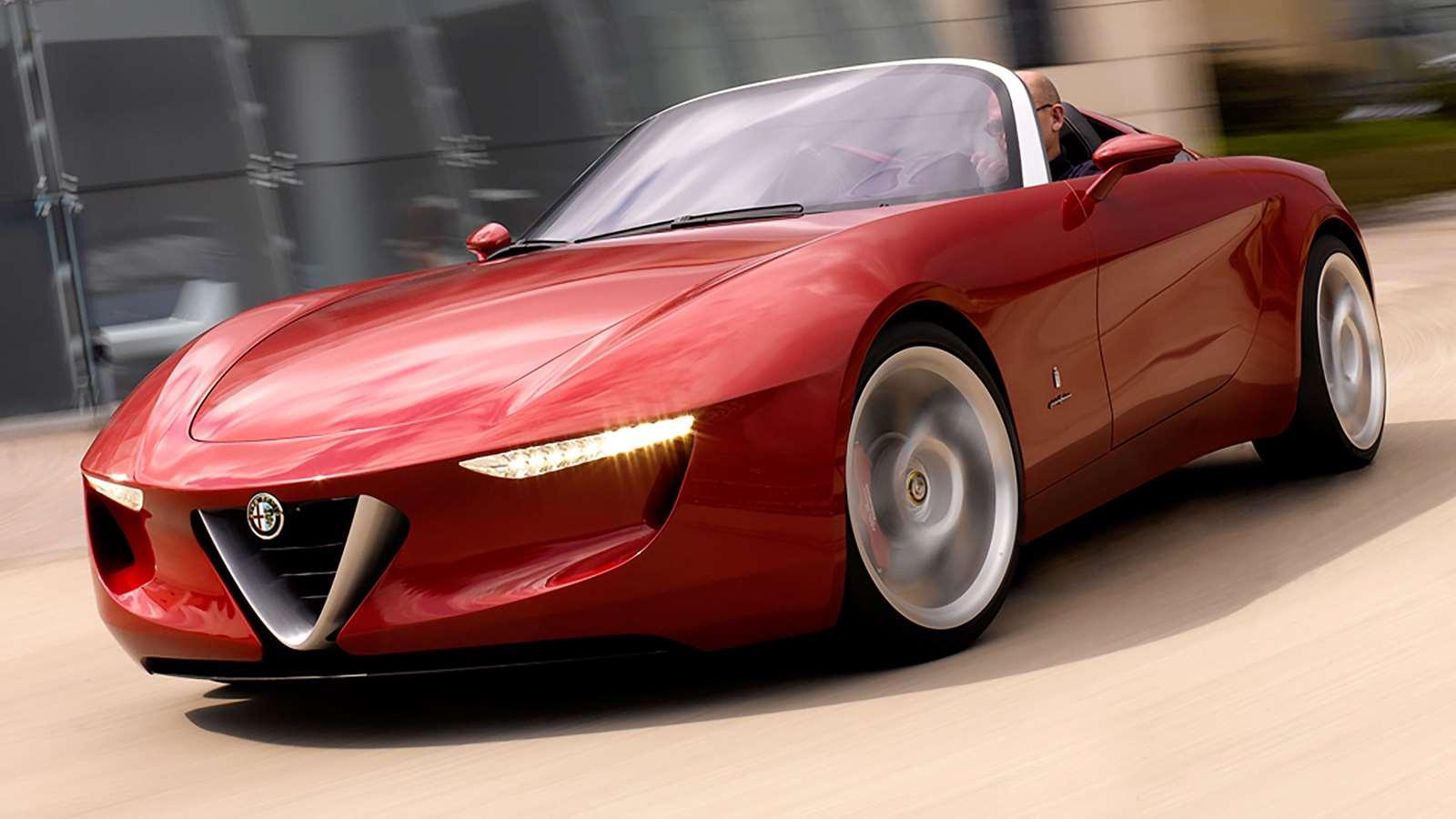 2020 Alfa Romeo Duetto Review