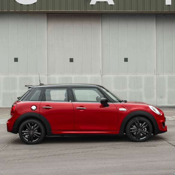 The Goodwood Test Mini Cooper S 210 Five Door