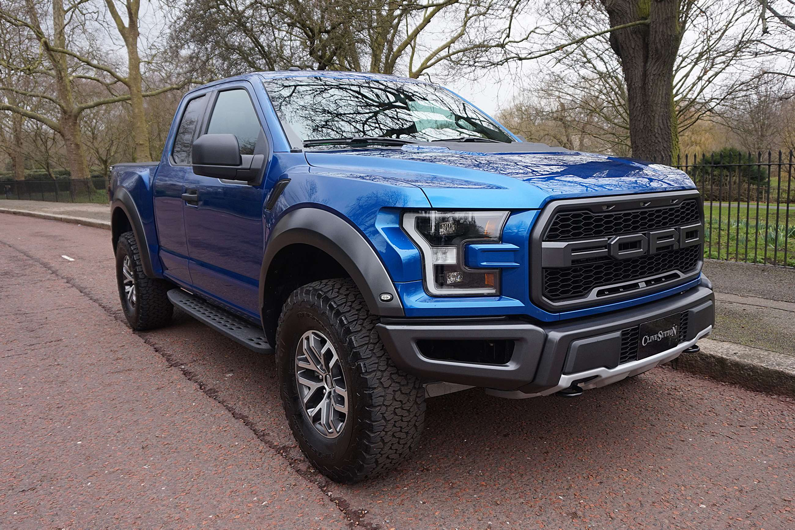 The Goodwood Test: Ford F‑150 Raptor