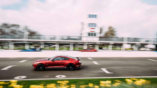 The Goodwood Test: Ford Performance Parts supercharged Mustang