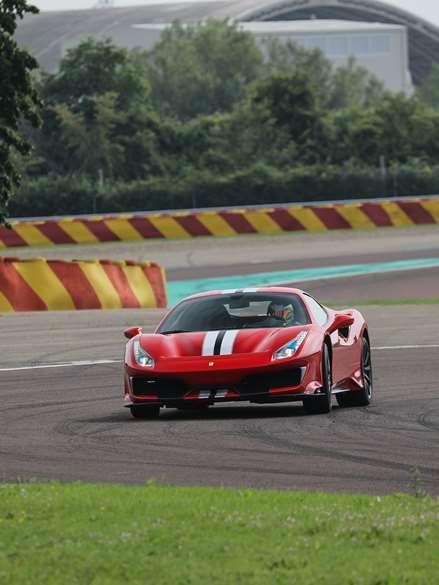 The Goodwood Test Ferrari 488 Pista