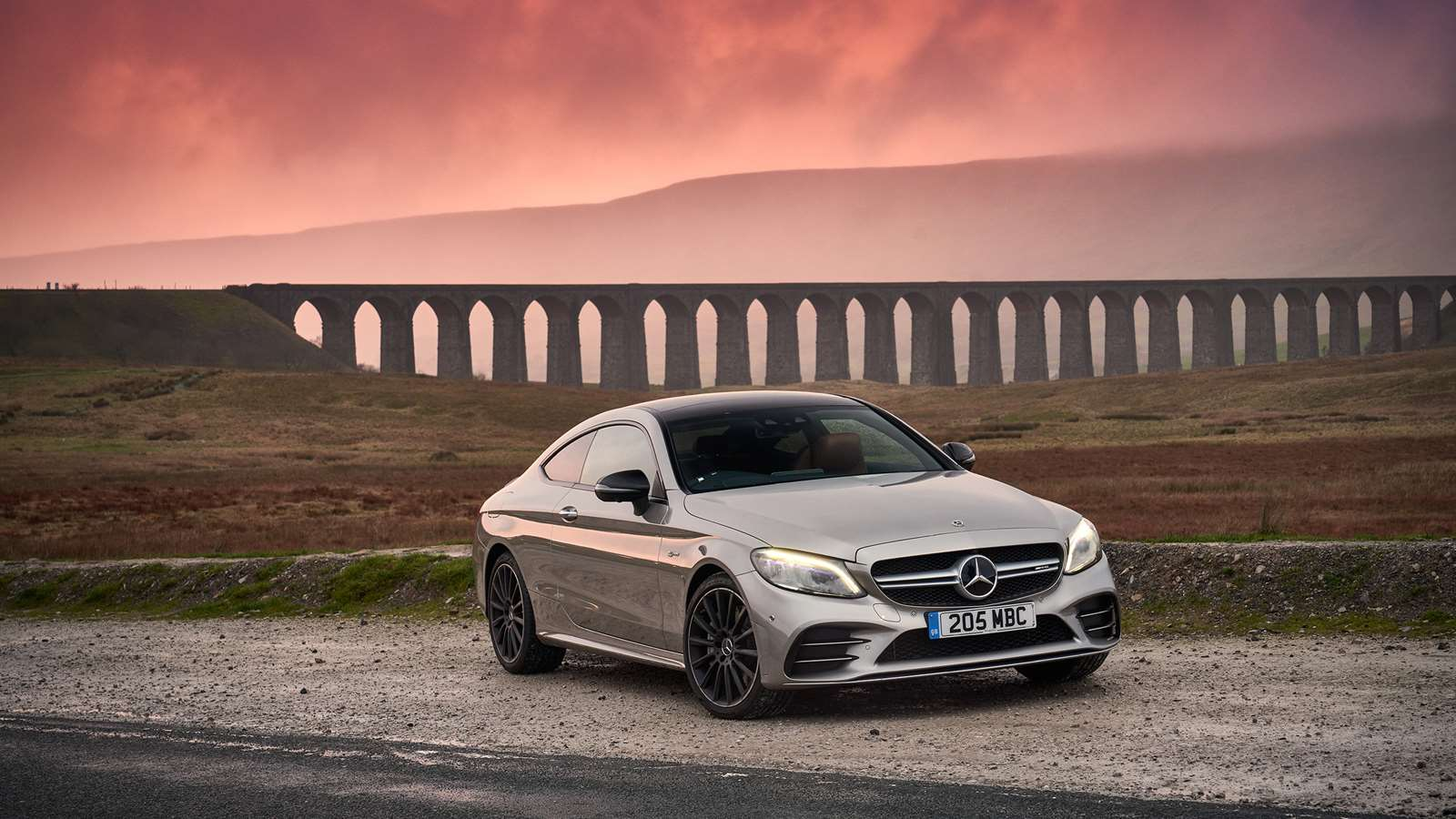 The Goodwood Test: Mercedes C43 AMG