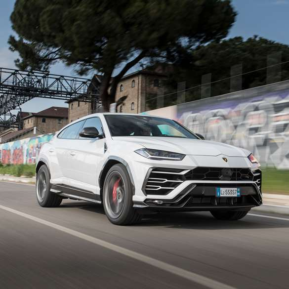 The Goodwood Test: Lamborghini Urus
