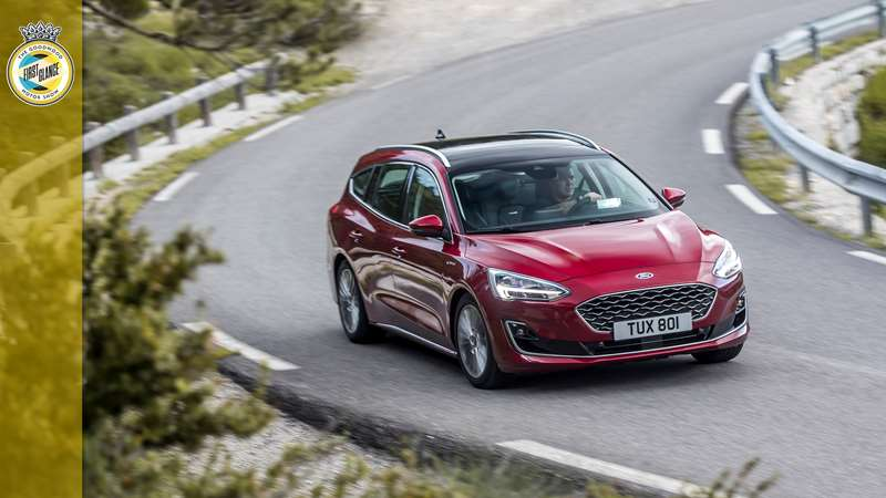 The Goodwood Test Ford Focus Vignale Estate