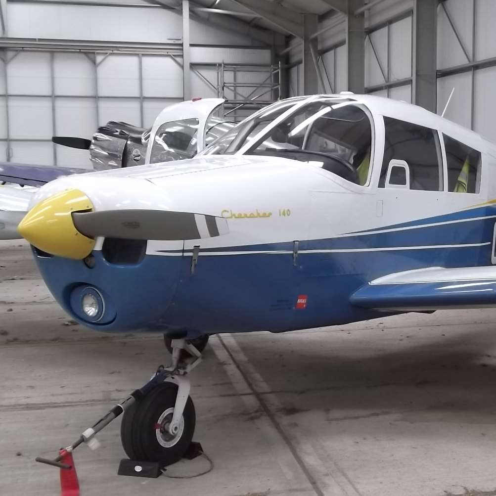 Goodwood - For Sale - Piper PA-28-140 Cherokee