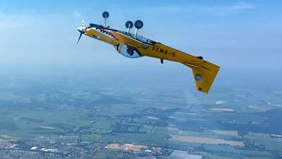 Flying Experiences at Goodwood | Goodwood Airfield in Sussex