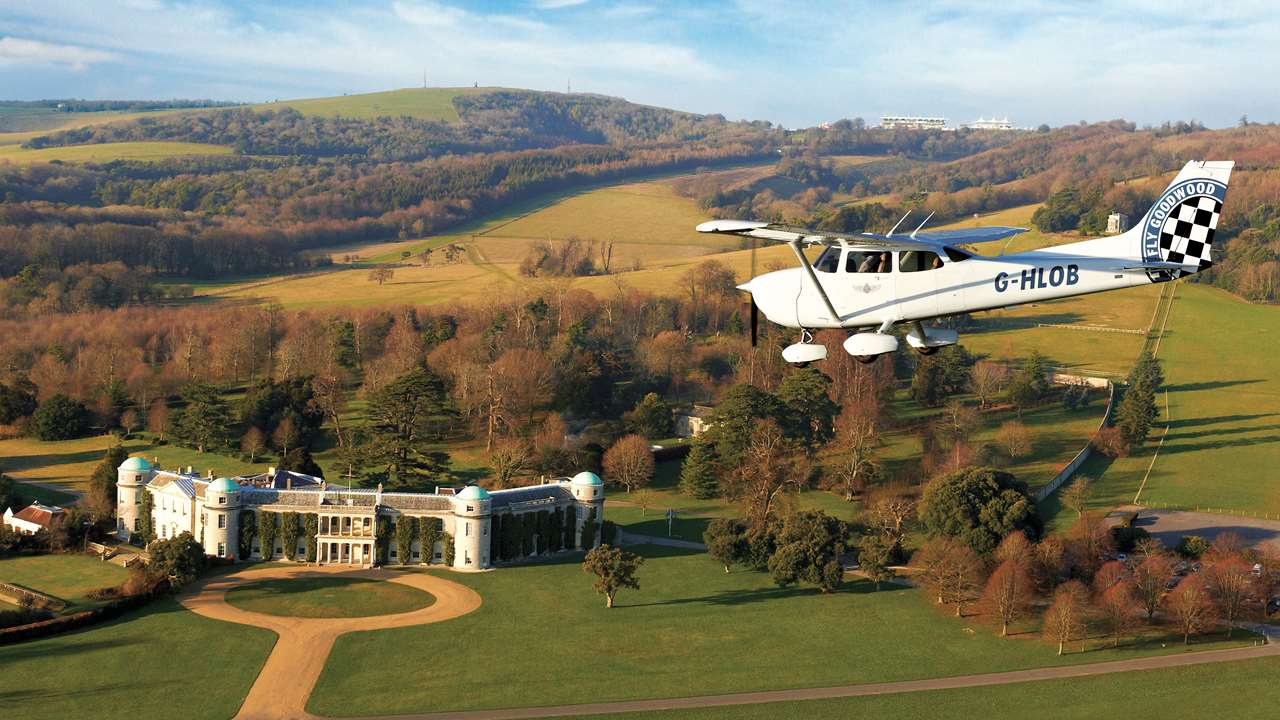 Pilot Information | Flying School at Goodwood