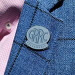 GRRC Pin Badge