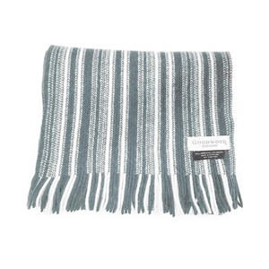 Lambswool Scarf in Grey