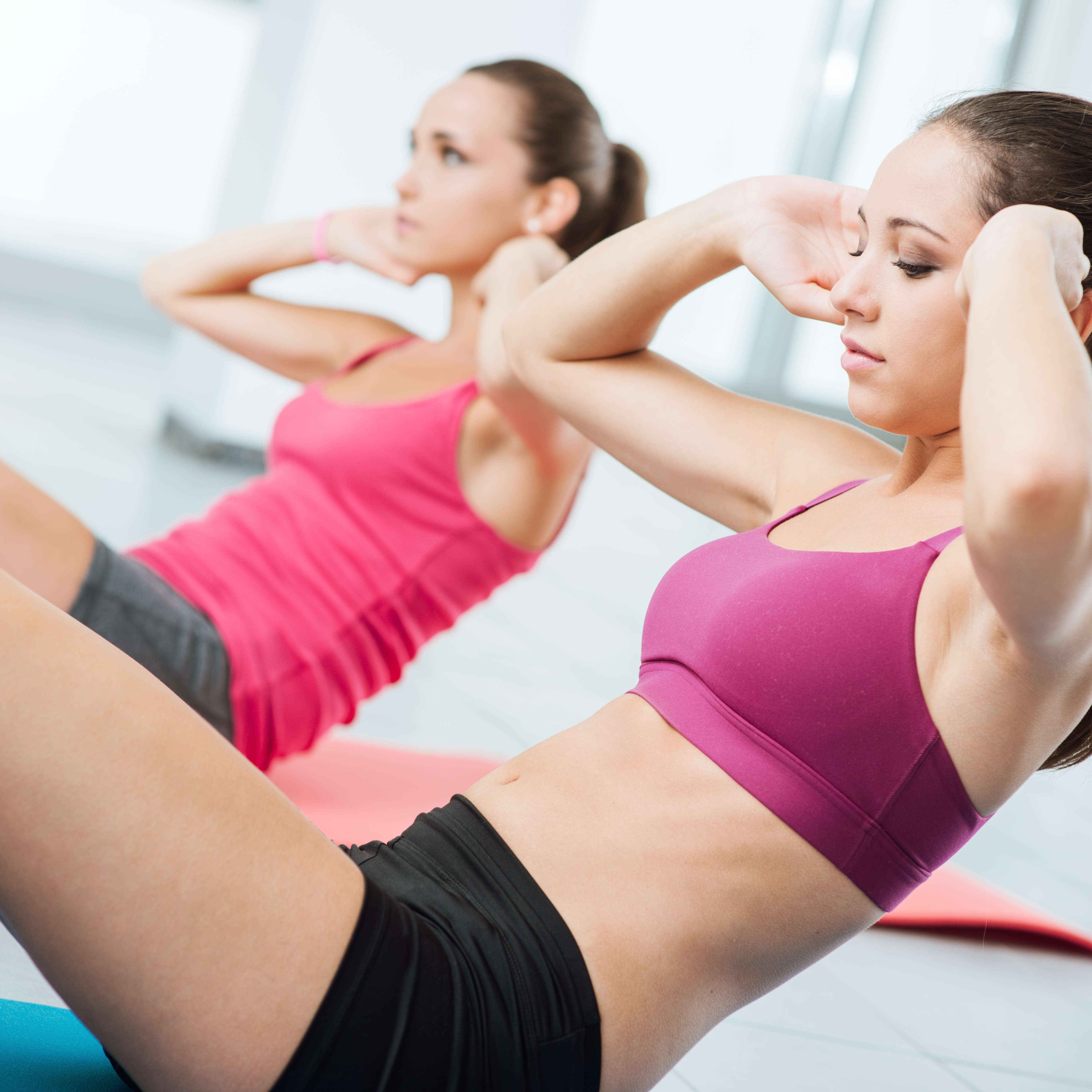 Bring a friend to the health club for a day