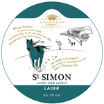 Who was the jockey that St Simon galloped away from?