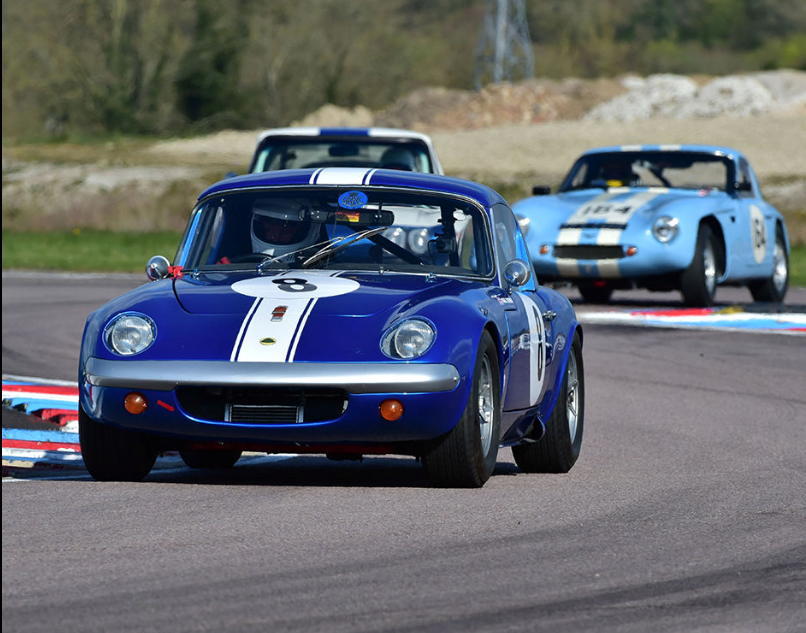 Thruxton Easter Revival