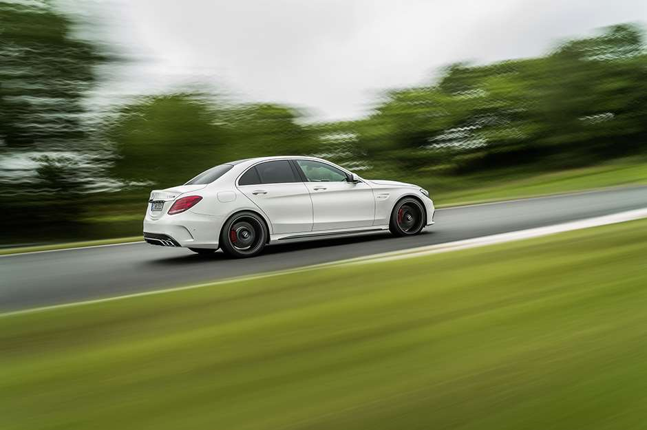 Mercedes AMG C63 new test driven 14c596_08620140924