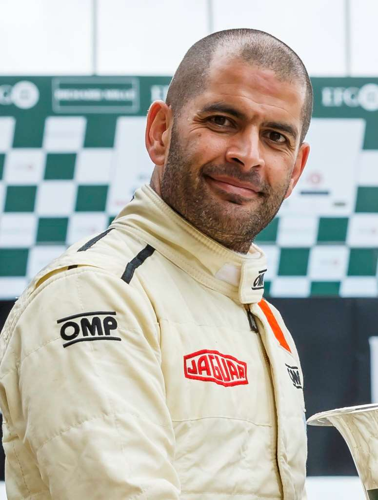 Chris Harris joins Goodwood