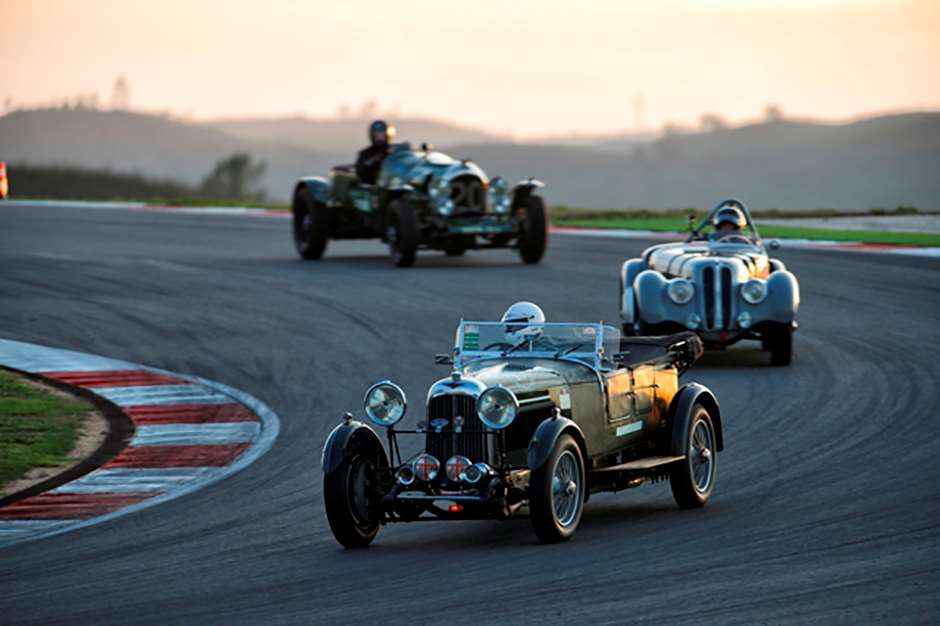 Lagonda M45 (No10) BMW 328 (No24) and Bentley 3-4.5 (No20)Lagonda M45 (No10) BMW 328 (No24) and Bentley 3-4.5 (No20)