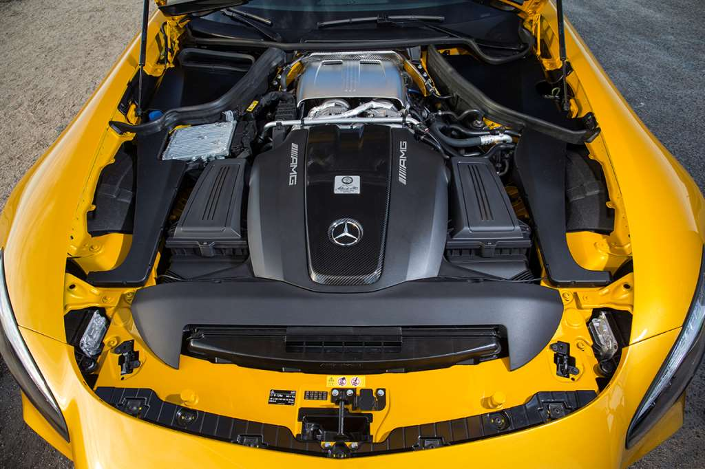 Chris Harris road tests Mercedes-AMG GT