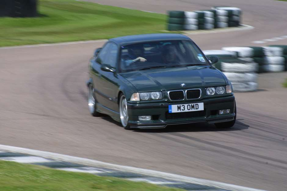 BMW M3 E36 Chris Harris
