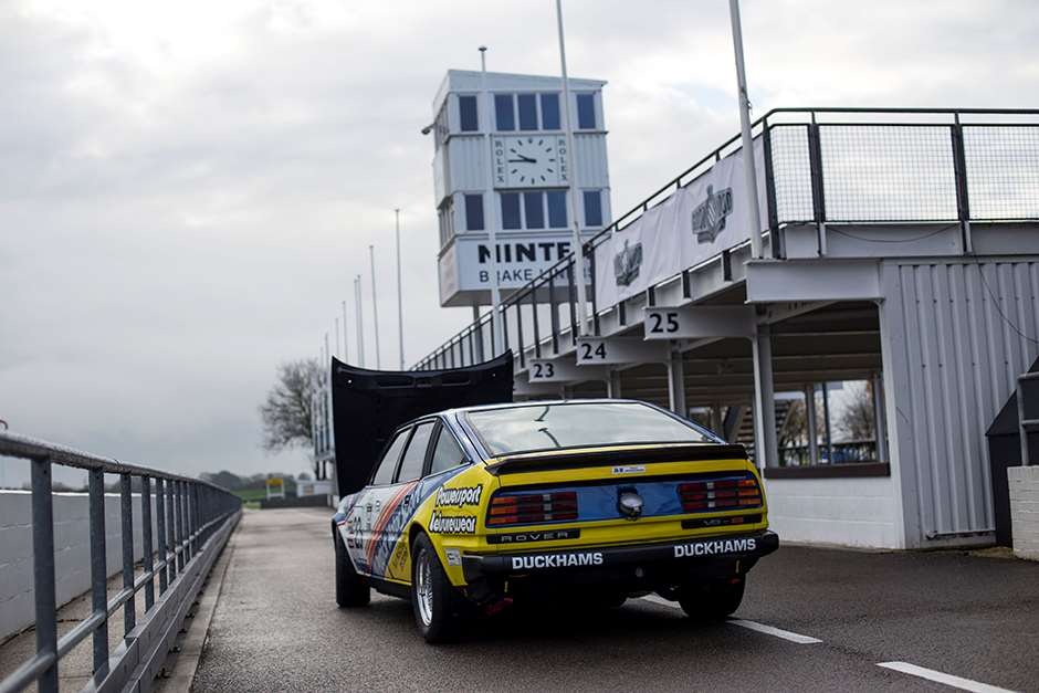 Rover-SD1-Patrick-Motorsport-Goodwood