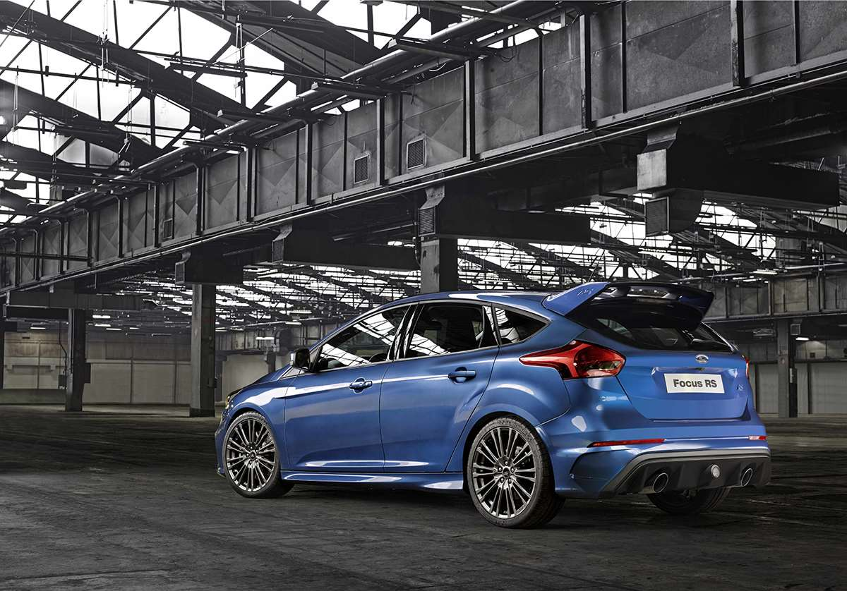 Goodwood Ford Focus Rs 0 60 In 4 7 165mph On Sale For Just 28 940