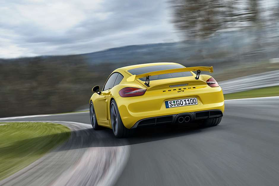 New-Porsche-Cayman-GT4-First-Official-Pictures