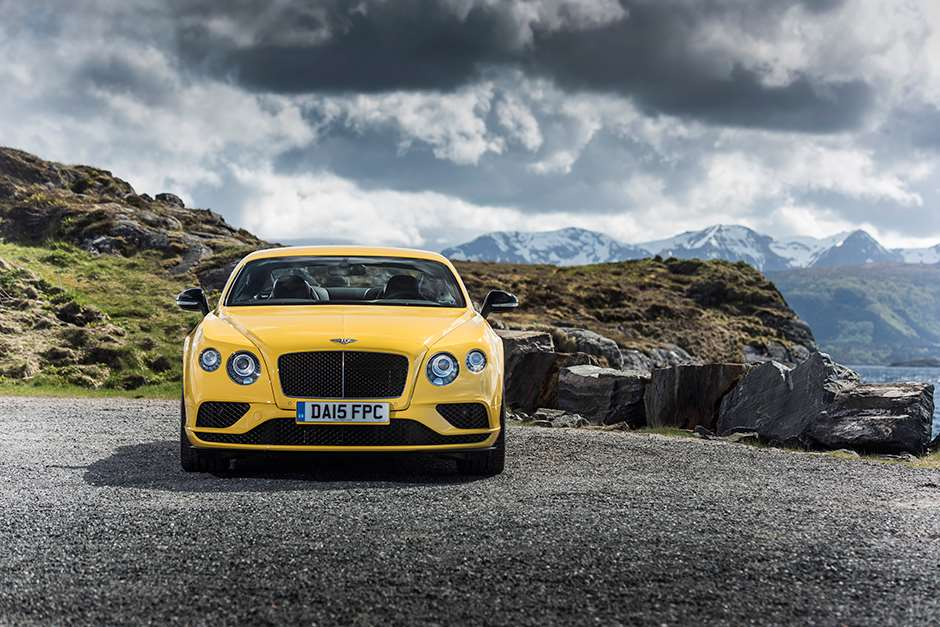 Bentley Contintal GT