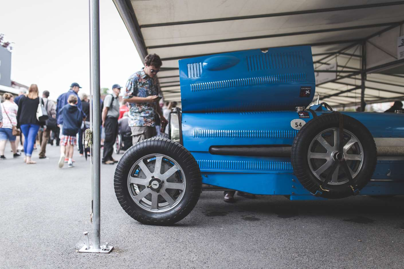 Brooklands-paddock-goodwood