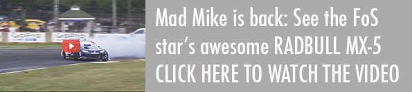 Central Feature Mad Mike Promo