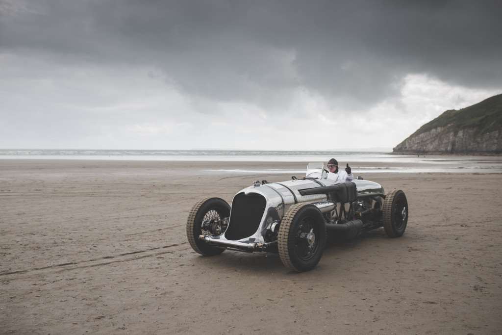 Pendine Blue Bird
