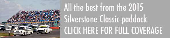Silverstone Classic Promo Shelby