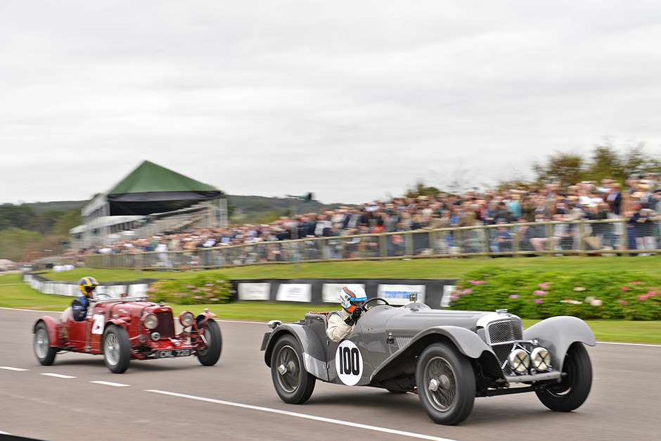 Brooklands Trophy Revival 2012