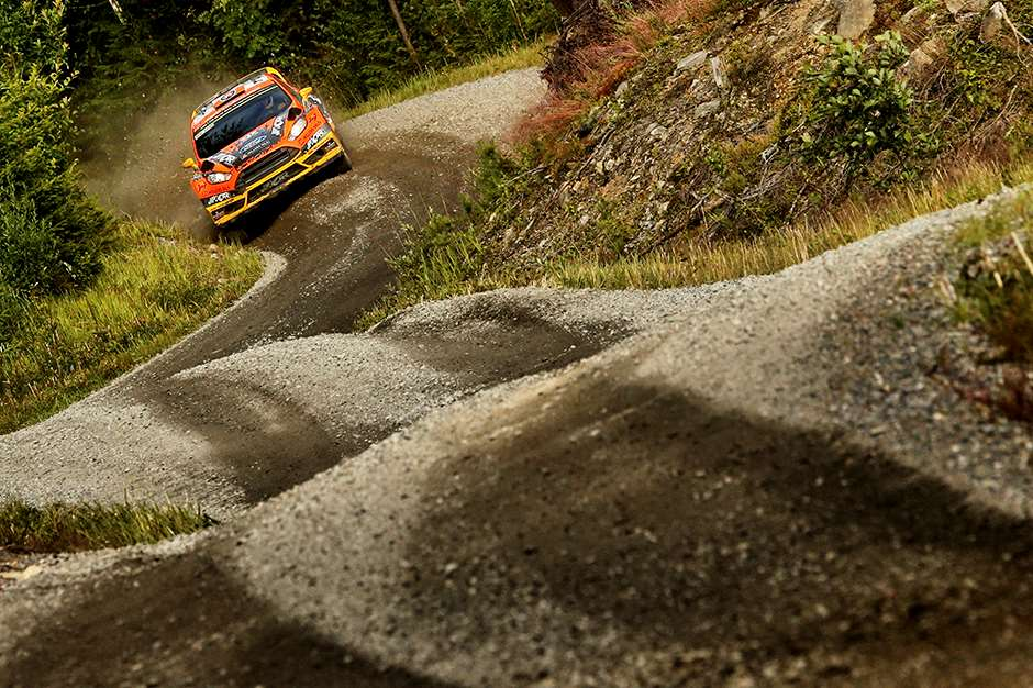 Martin Prokop performs at FIA World Rally Championship 2015 Finland in Jyvaskyla on August 1, 2015 // @tWorld / Red Bull Content Pool // P-20150802-00407 // Usage for editorial use only // Please go to www.redbullcontentpool.com for further information. //
