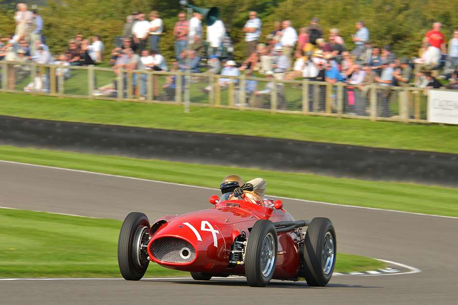 Richmond Trophy Goodwood Revival 2014