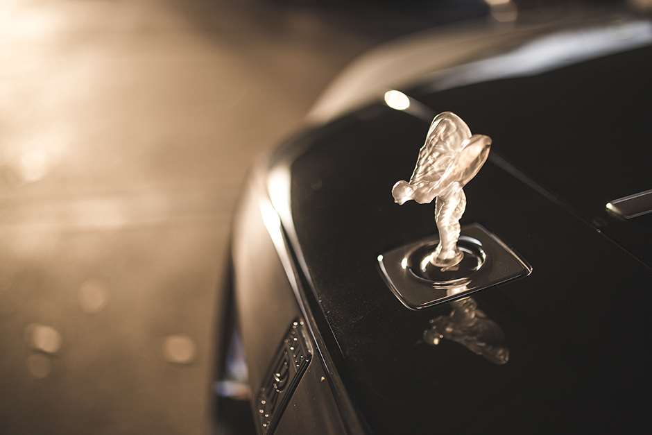 Rolls-Royce Wraith Goodwood
