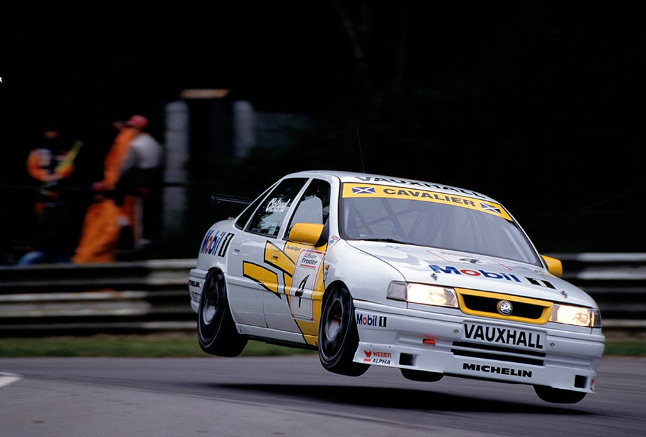 John Cleland Vauxhall Cavalier Super Touring