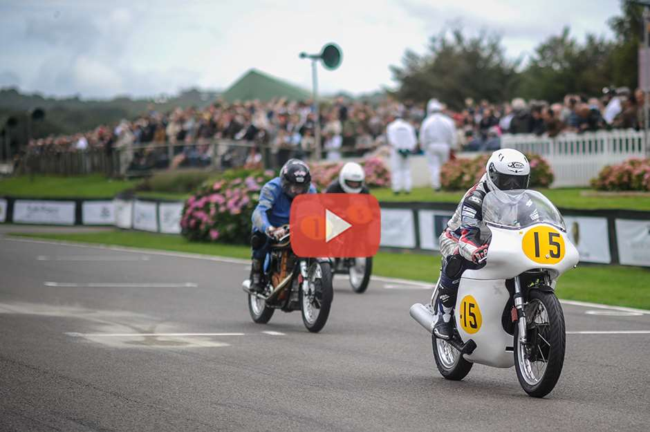 Barry Sheene Memorial Trophy part 2 video play Revival