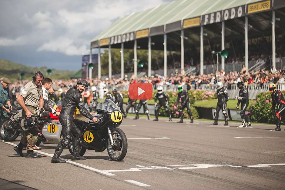 Barry Sheene Memorial Trophy Revival video play