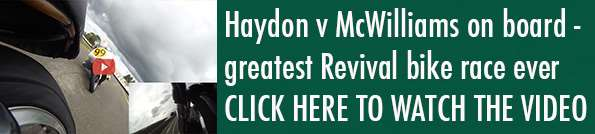 Haydon v McWilliams Barry Sheen Revival Richmond and Gordon Trophies