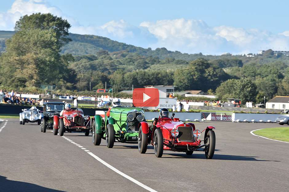 Brooklands Trophy Revival video play