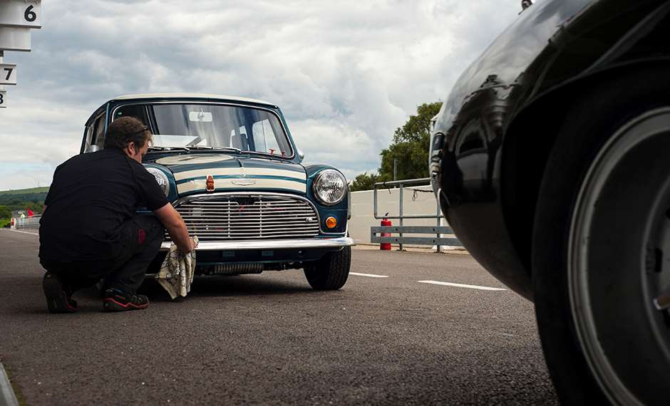 Chris Hoy Revival testing  mini 08091512