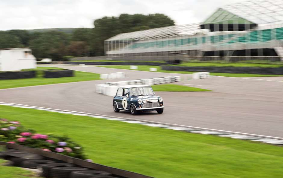 Chris Hoy Revival Testing Mini On Track