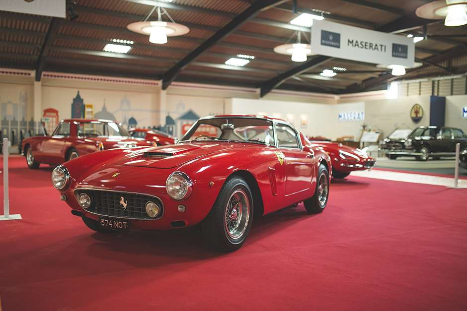 Ferrari Revival Earls Court 250 SWB