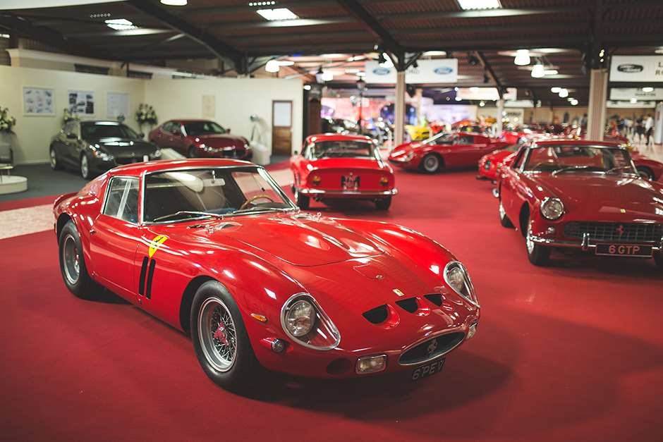 Ferrari Revival Earls Court 250 GTO