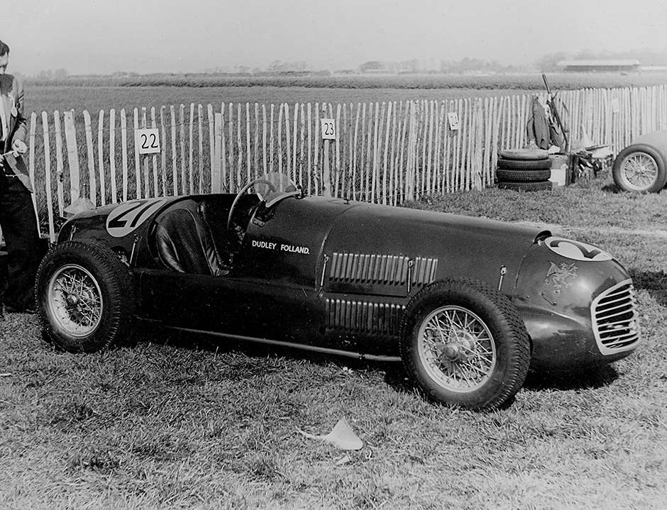 Ferrari 166 Spider Corsa Goodwood
