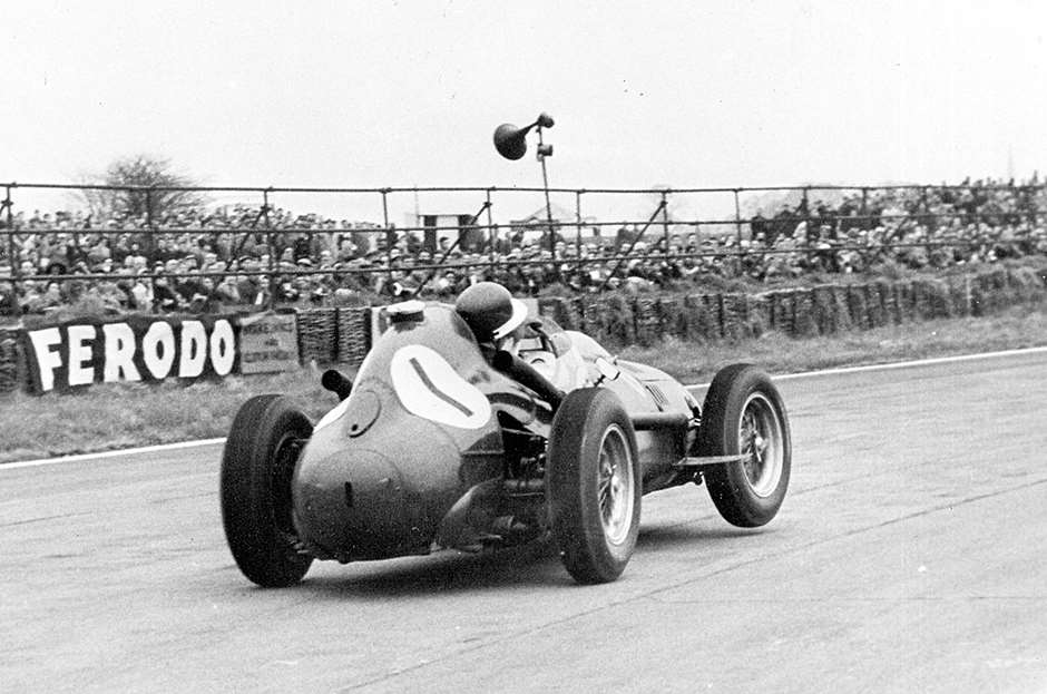 Mike Hawthorn Ferrari Dino Goodwood