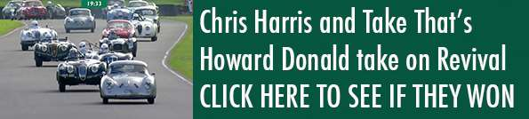 Chris Harris Fordwater Revival promo