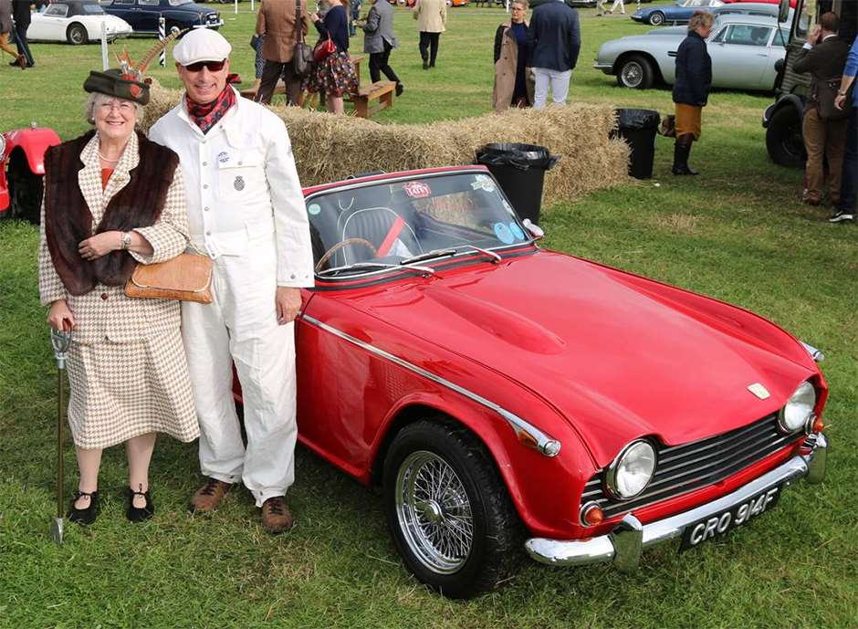 Revival Best in Show Triumph TR5